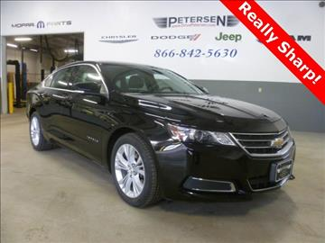 2014 Chevrolet Impala for sale in Waupaca, WI