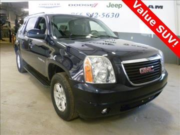 2008 GMC Yukon XL for sale in Waupaca, WI
