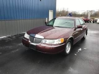 2000 Lincoln Town Car Executive In Sullivan In Autoplex