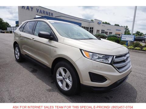 2017 Ford Edge for sale in Clinton, TN