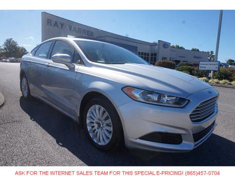 2014 Ford Fusion Hybrid for sale in Clinton, TN