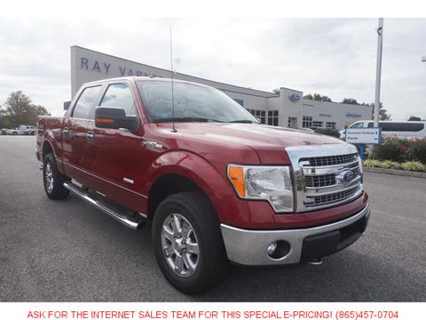 2014 Ford F-150 for sale in Clinton, TN