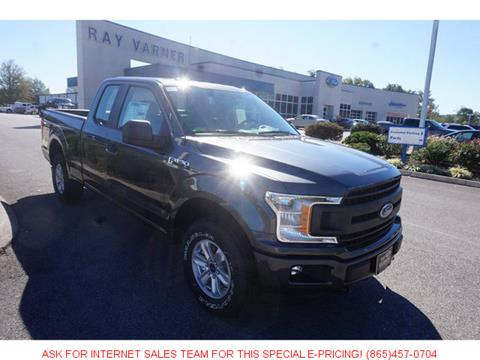 2018 Ford F-150 for sale in Clinton, TN