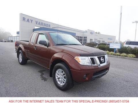 Team Ray Trucks >> 2017 Nissan Frontier For Sale In Clinton Tn
