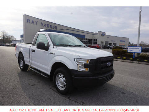 Team Ray Trucks >> 2017 Ford F 150 For Sale In Clinton Tn