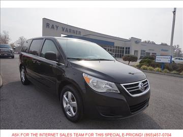2010 Volkswagen Routan for sale in Clinton, TN
