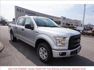 2017 Ford F-150 for sale in Clinton, TN