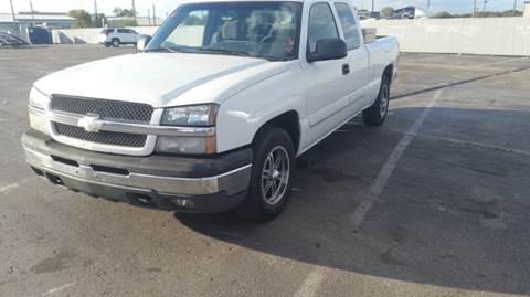 2004 Chevrolet Silverado 1500 for sale in Mcallen, TX