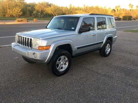 2008 Jeep Commander for sale in Mcallen, TX