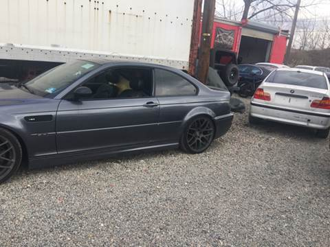 2002 BMW M3 for sale in Irvington, NJ
