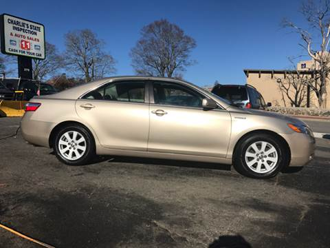 2007 Toyota Camry Hybrid for sale in Worcester, MA