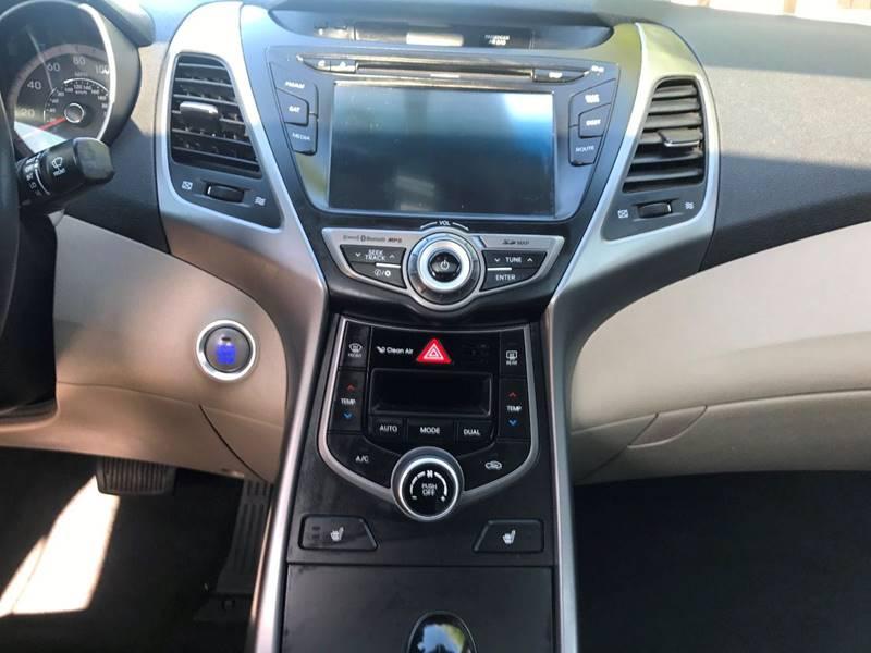 2014 Hyundai Elantra Limited 4dr Sedan 6A - West Valley City UT