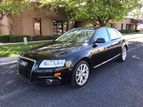 2011 Audi A6 for sale in West Valley City, UT
