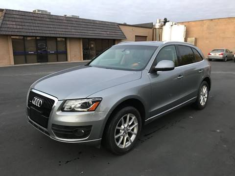 2010 Audi Q5 for sale in West Valley City, UT