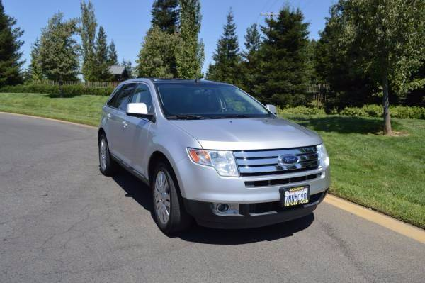 Ford Edge For Sale At Presidential Auto Sales In Sacramento Ca