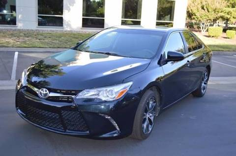 2015 Toyota Camry for sale in Sacramento, CA