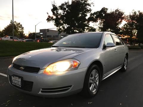 2010 Chevrolet Impala for sale in Sacramento, CA