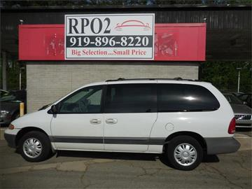2000 Plymouth Grand Voyager for sale in Raleigh, NC