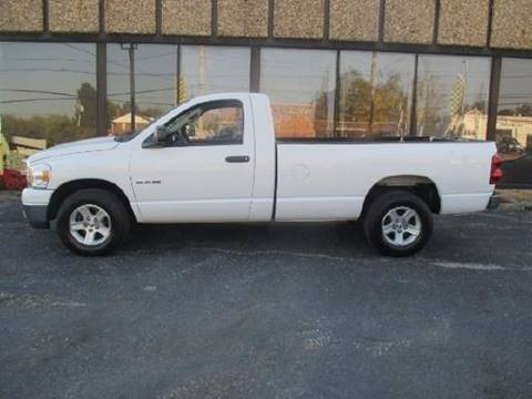 2008 Dodge Ram Pickup 1500 for sale in Baltimore, MD