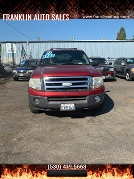 2007 Ford Expedition for sale in Yuba City, CA