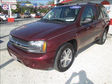 2005 Chevrolet TrailBlazer for sale in Ocoee, FL