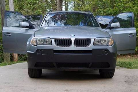 2005 BMW X3 for sale in Marietta, GA