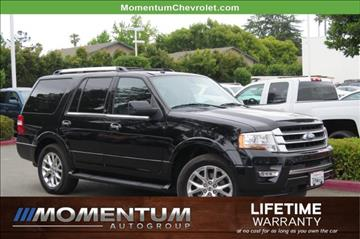 2016 Ford Expedition for sale in San Jose, CA