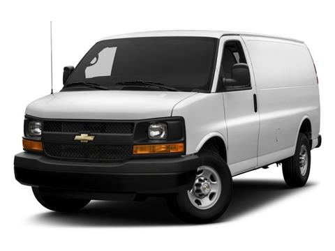 2017 Chevrolet Express Cargo For Sale In San Jose CA