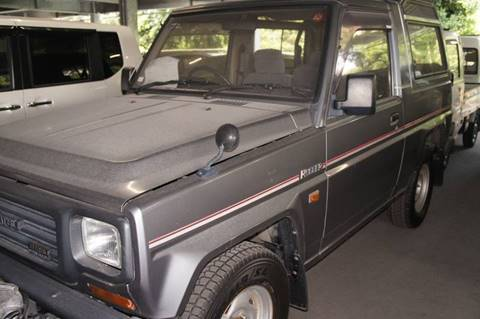 1992 Daihatsu Rugger Turbo-Diesel for sale in Seattle, WA