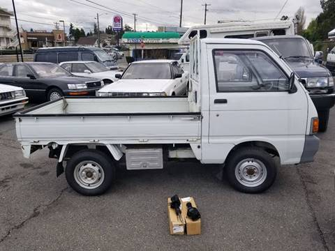1990 Daihatsu Hijet AWD for sale in Seattle, WA