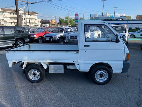 1990 Daihatsu Hijet 4WD for sale in Seattle, WA