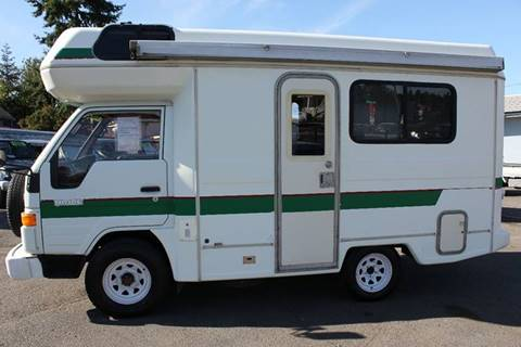 RVs & Campers For Sale in Seattle, WA - JDM Car & Motorcycle LLC