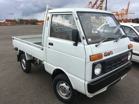 1985 Daihatsu Hijet 4WD for sale in Seattle, WA