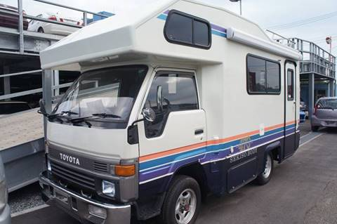 1991 Toyota Hiace T 4x4 Diesel Rv In Seattle Wa Jdm Car
