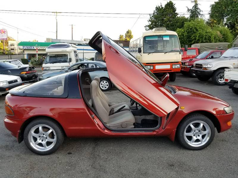 1991 Toyota SERA for sale at JDM Car & Motorcycle LLC in Seattle WA