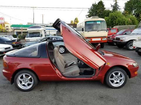 1991 Toyota SERA for sale at JDM Car & Motorcycle LLC in Seattle WA