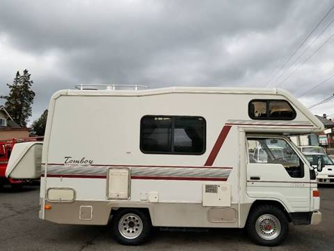 1992 Toyota Hiace Truck Camping 4X4 Diesel for sale at JDM Car & Motorcycle LLC in Seattle WA
