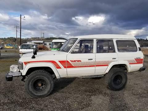 1988 Toyota Land Cruiser for sale at JDM Car & Motorcycle LLC in Seattle WA