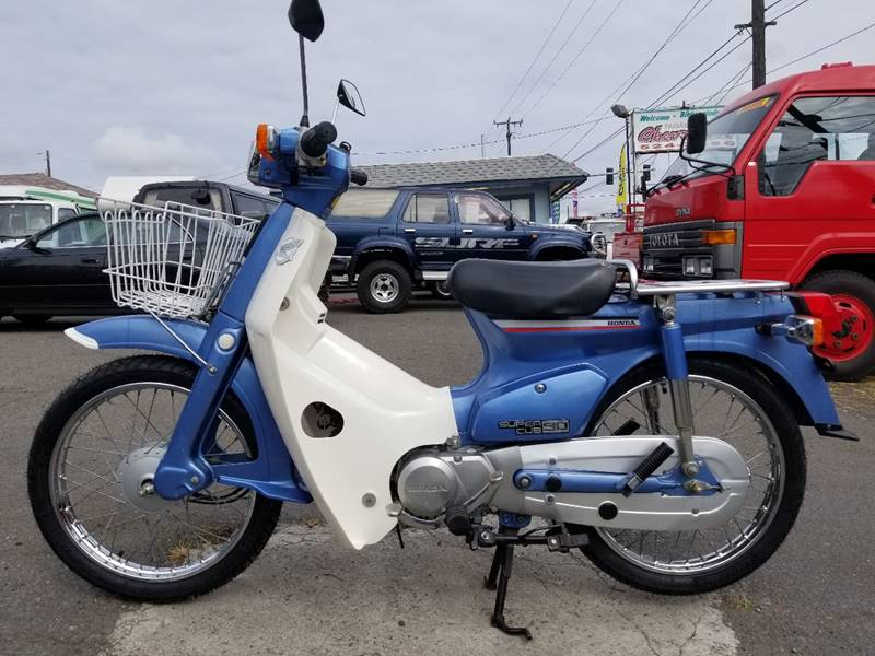 1982 Honda Super Cub Deluxe 90 for sale at JDM Car & Motorcycle LLC in Seattle WA