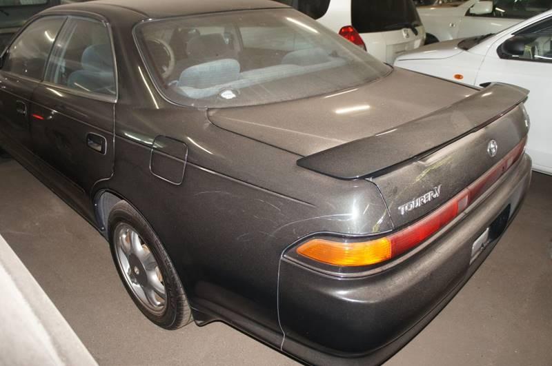 1993 Toyota Mark Ii Tourer V Twin Turbo In Seattle WA - JDM