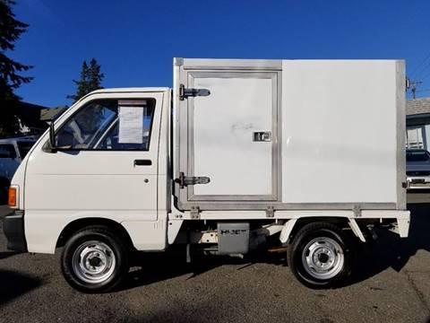 1993 Daihatsu Hijet Thermo Dry Van for sale in Seattle, WA