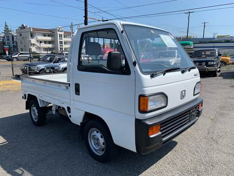 1993 Honda Acty Truck 4WD for sale at JDM Car & Motorcycle LLC in Seattle WA