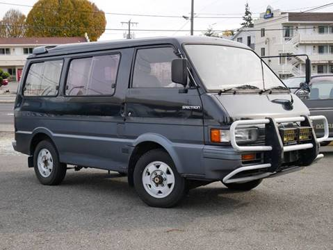 1994 Ford Spectron for sale at JDM Car & Motorcycle LLC in Seattle WA