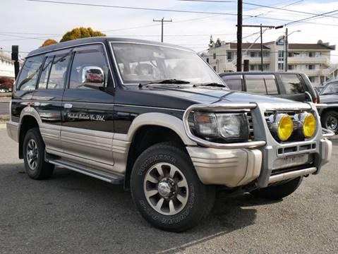 1992 Mitsubishi Pajero for sale in Seattle, WA