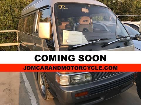 1991 Nissan Caravan for sale in Seattle, WA