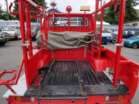 1989 Toyota Hiace Fire Truck