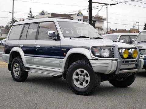 1994 Mitsubishi Pajero for sale in Seattle, WA