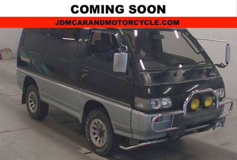 1992 Mitsubishi Delica L300 for sale in Seattle, WA