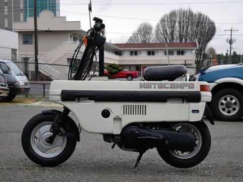 1982 Honda MOTOCOMPO for sale at JDM Car & Motorcycle LLC in Seattle WA