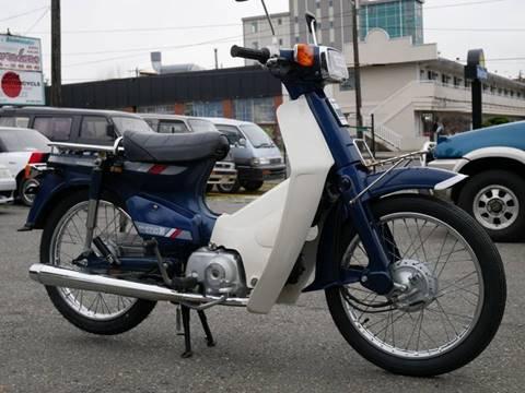 1991 Honda Supercub 90 for sale at JDM Car & Motorcycle LLC in Seattle WA
